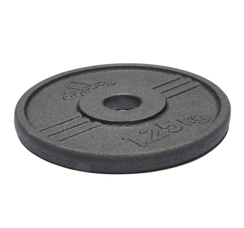 Adidas Gewichtschijf - 1.25kg 50mm | fitnessdigital