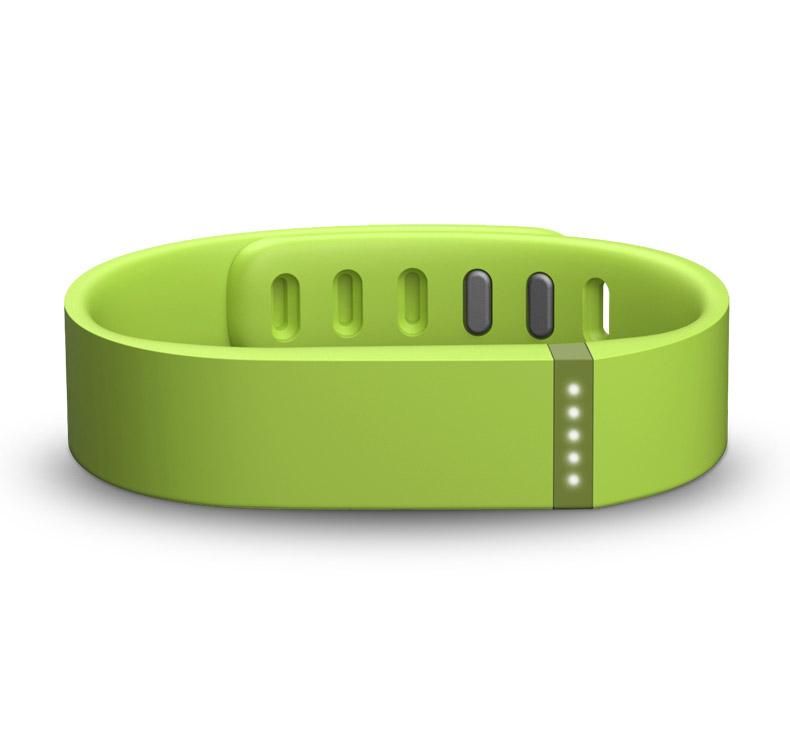 Fitbit Flex Lime Activity Tracker | fitnessdigital